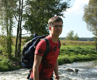 Heiko Wache Laufblogger und Personal Trainer