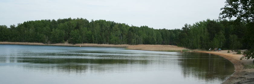 Die südsee am Senftenberger See
