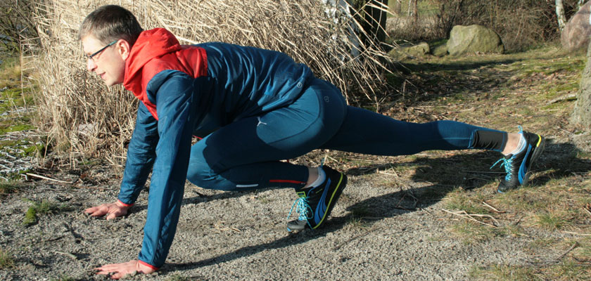 Fitness, Kraft und Ausdauer-Workouts