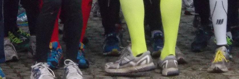 Wie wird man ein Läufer - Anleitung