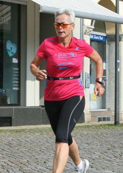 Teilnahme beim Laufcamp