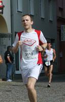 Danny beim Laufcamp