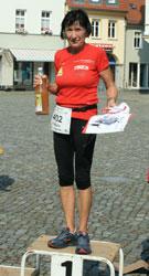 Laufcamp Teilnehmerin
