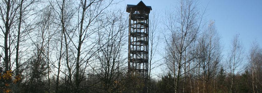 Haselbergturm Treppentraining
