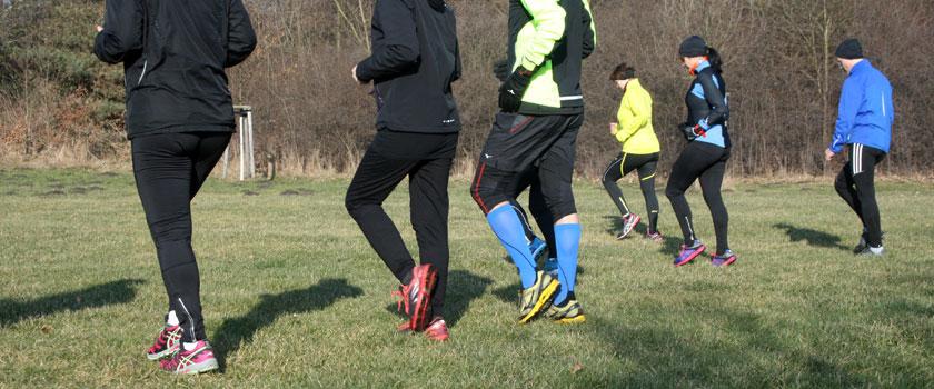 Laufen total Laufkurs in Senftenberg