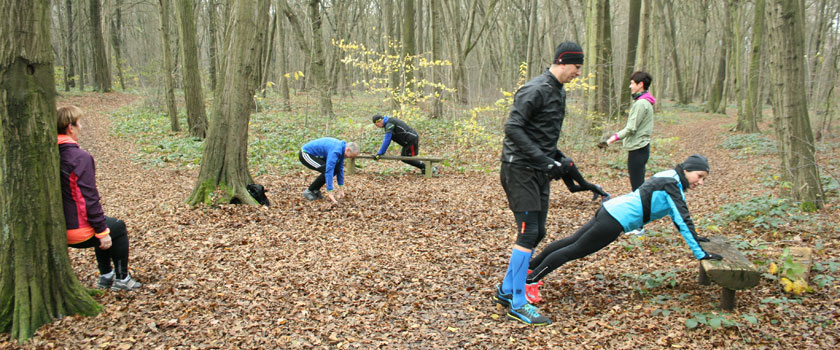 Laufkurs Alternatives Training
