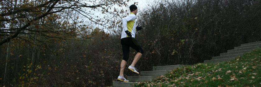 Fitnesstraining Tag 9