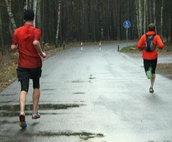 Laufen Tag 2