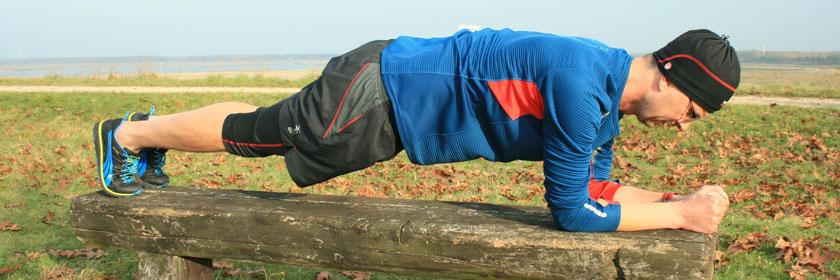 Unterarmstütz Fitness