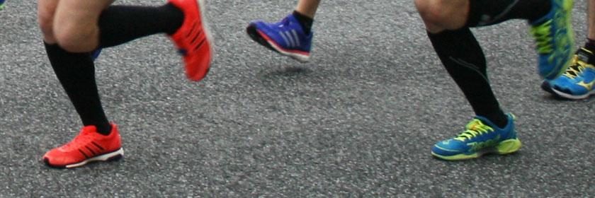 Geduld beim Lauftraining
