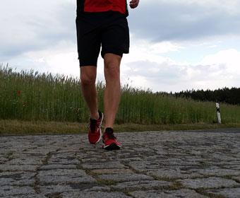 Laufeinstieg nicht kompliziert