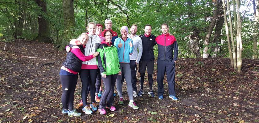 Laufen total Laufkurse in Oranienburg