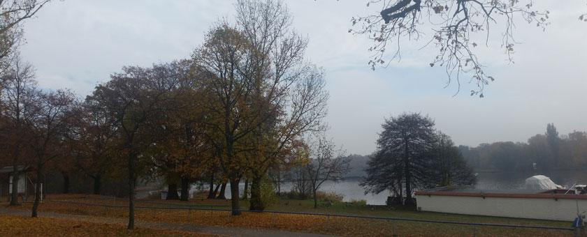 Lauftreff am Lehnitzsee in Oranienburg
