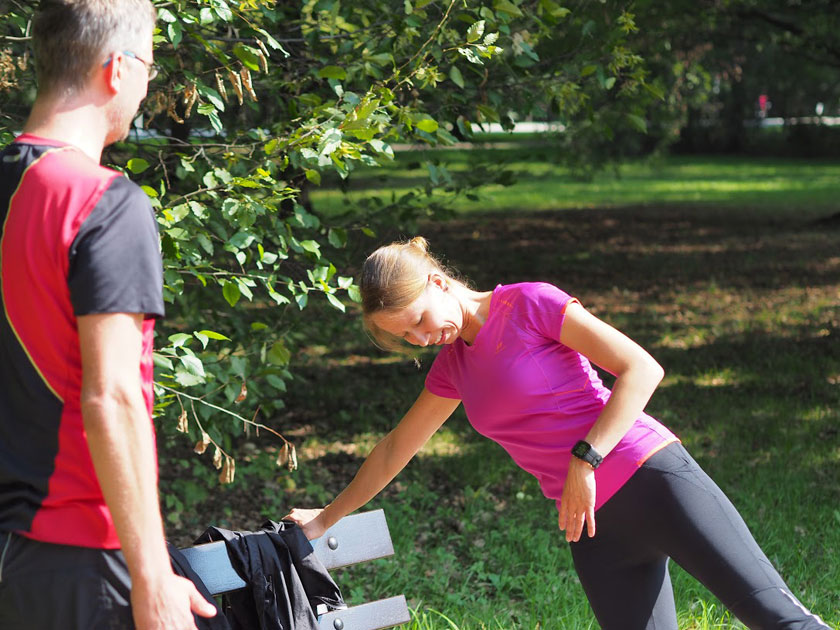 Dein persönlicher Fitnesstag
