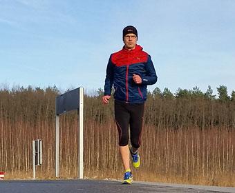 5 km Lauf-Zeit verbessern