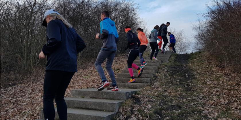 Laufwochenende von Laufen total